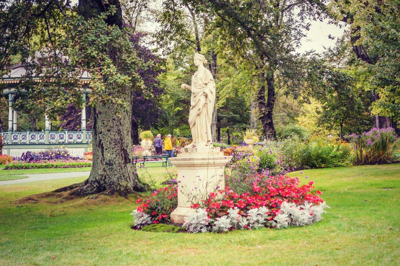 加拿大哈利法克斯(Halifax)公共花园,漂亮的花亭_图1-8