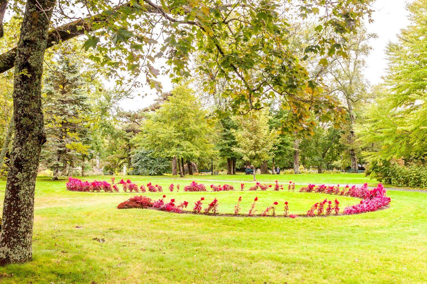 加拿大哈利法克斯(Halifax)公共花园,漂亮的花亭_图1-25