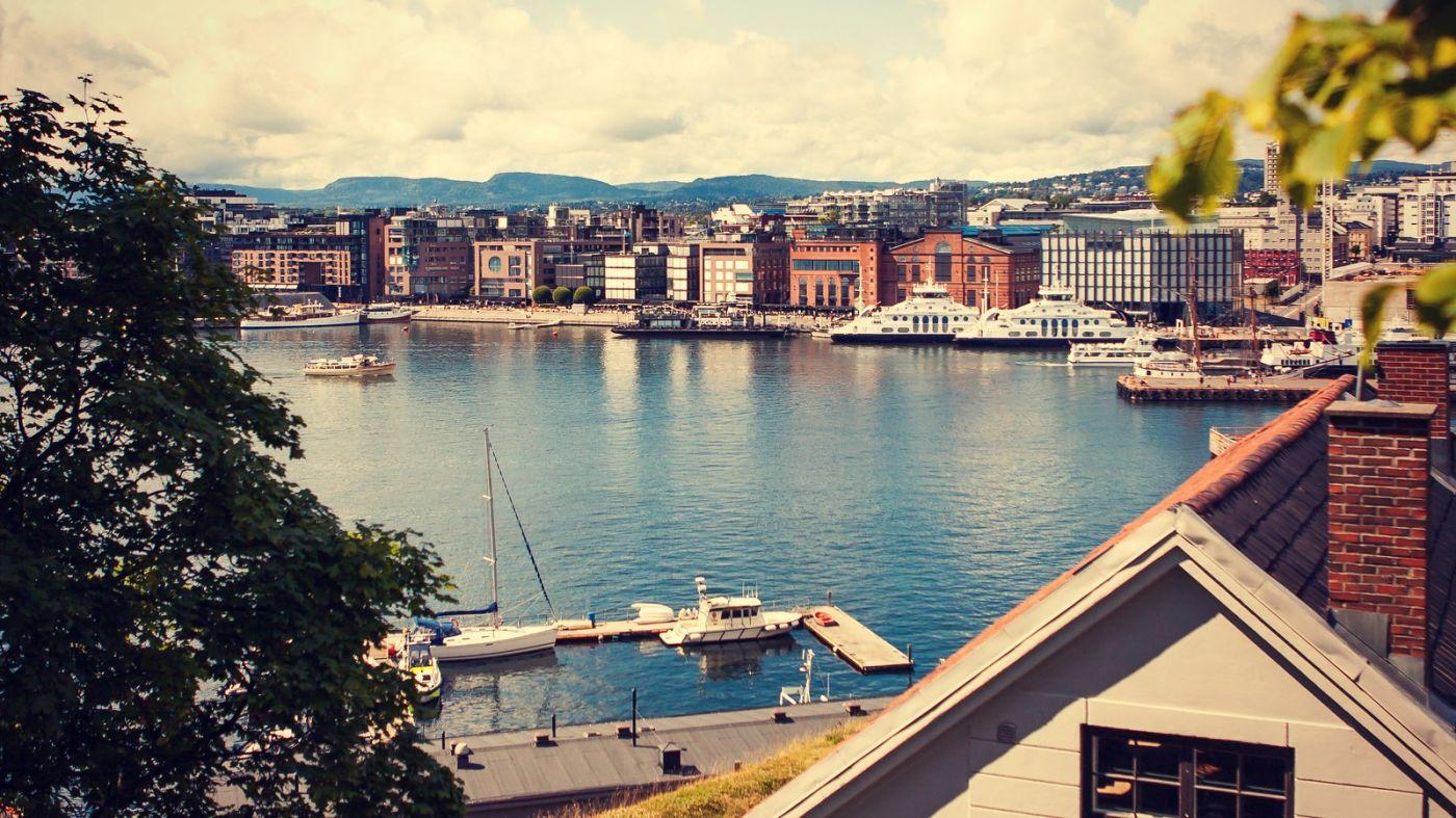 挪威奥塞罗,旧城新港一览无余_图1-18