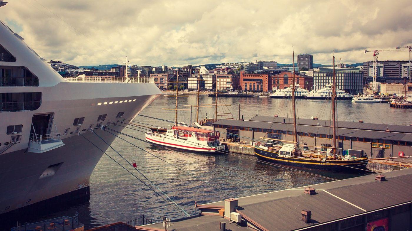 挪威奥塞罗,旧城新港一览无余_图1-19