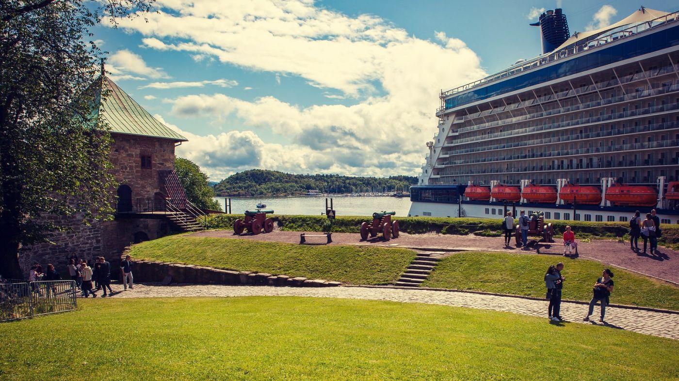 挪威奥塞罗,旧城新港一览无余_图1-20