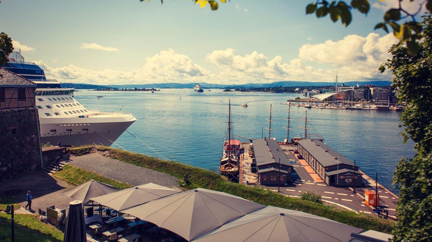 挪威奥塞罗,旧城新港一览无余_图1-14