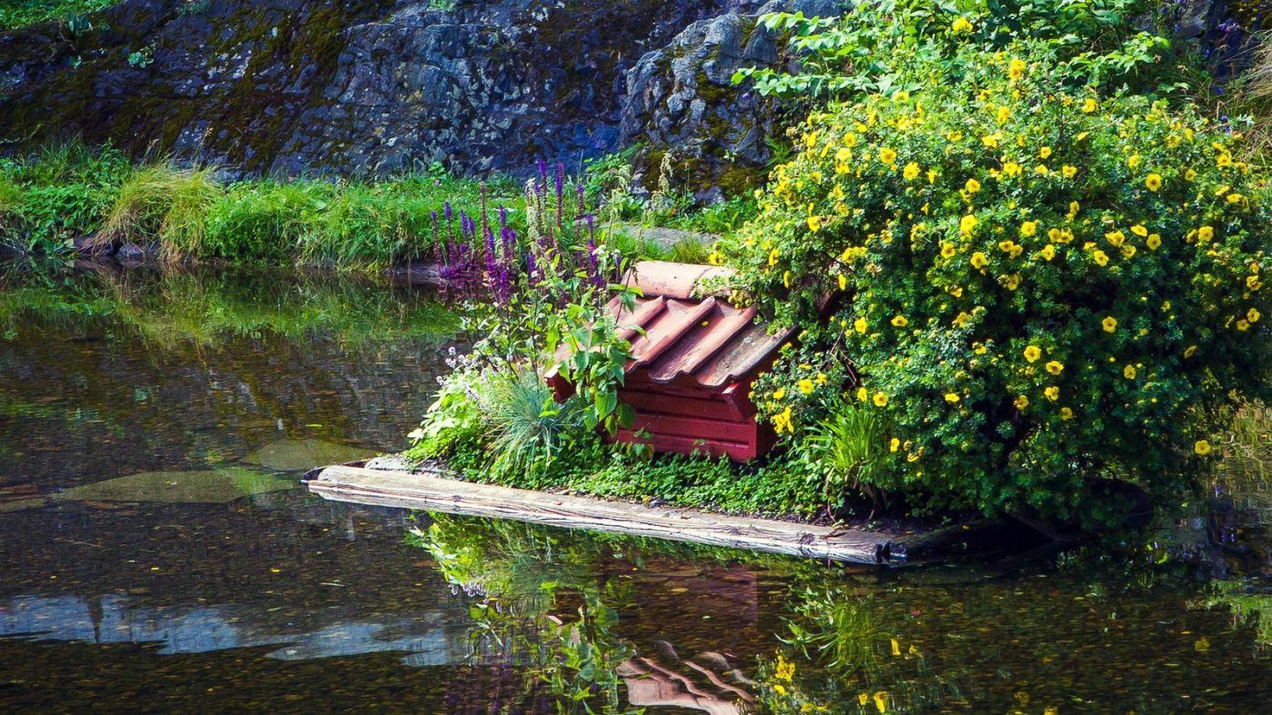 挪威奥塞罗,旧城新港一览无余_图1-9