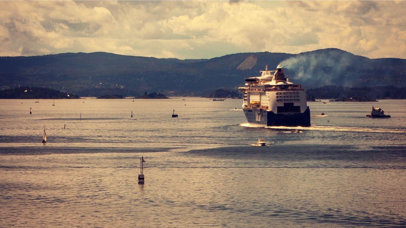 挪威奥塞罗,旧城新港一览无余_图1-12