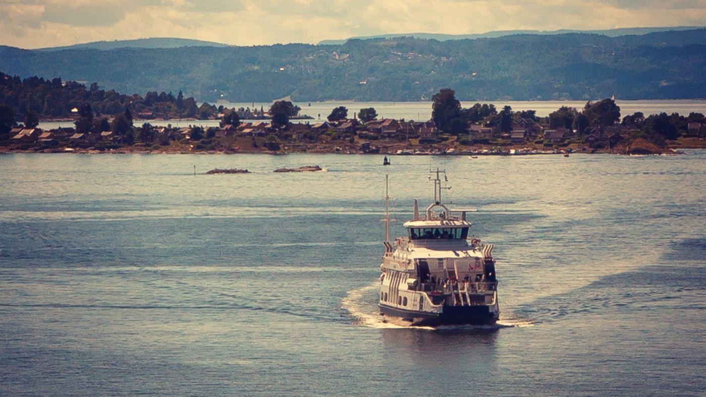 挪威奥塞罗,旧城新港一览无余_图1-7