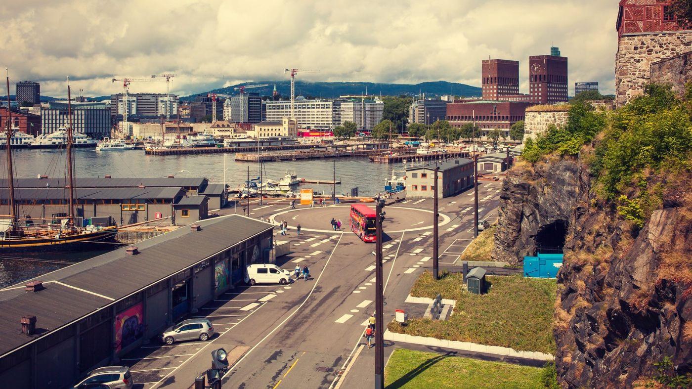 挪威奥塞罗,旧城新港一览无余_图1-23