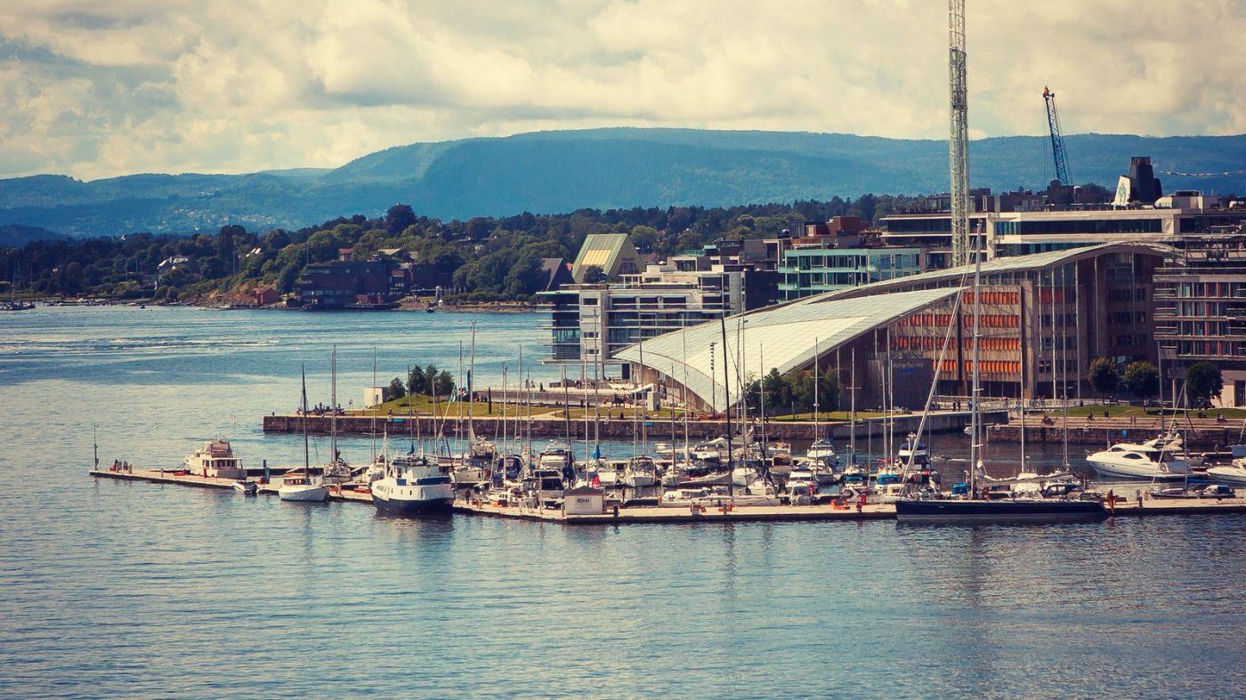 挪威奥塞罗,旧城新港一览无余_图1-24