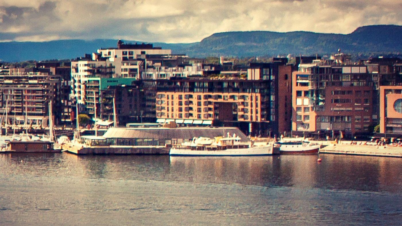 挪威奥塞罗,旧城新港一览无余_图1-26