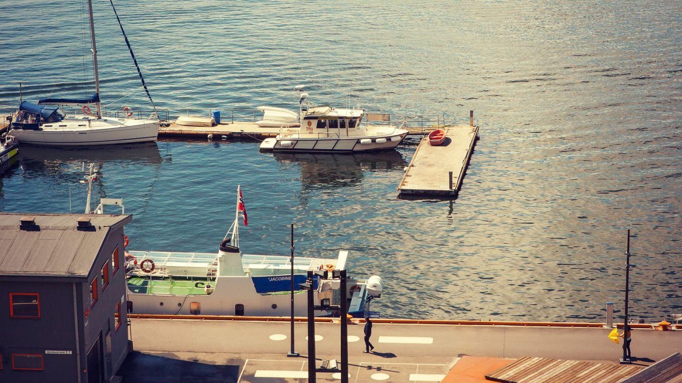 挪威奥塞罗,旧城新港一览无余_图1-28