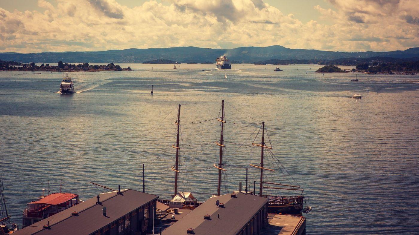 挪威奥塞罗,旧城新港一览无余_图1-29
