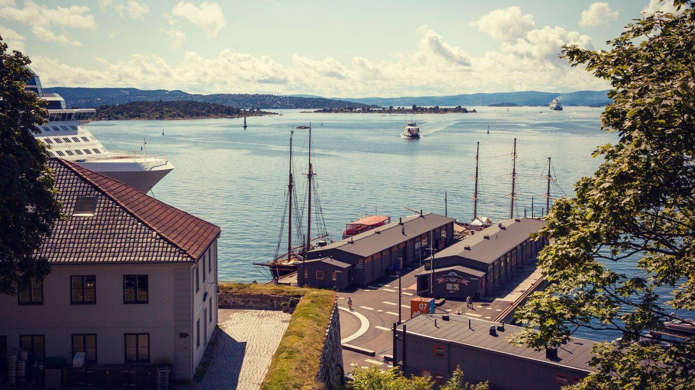 挪威奥塞罗,旧城新港一览无余_图1-32