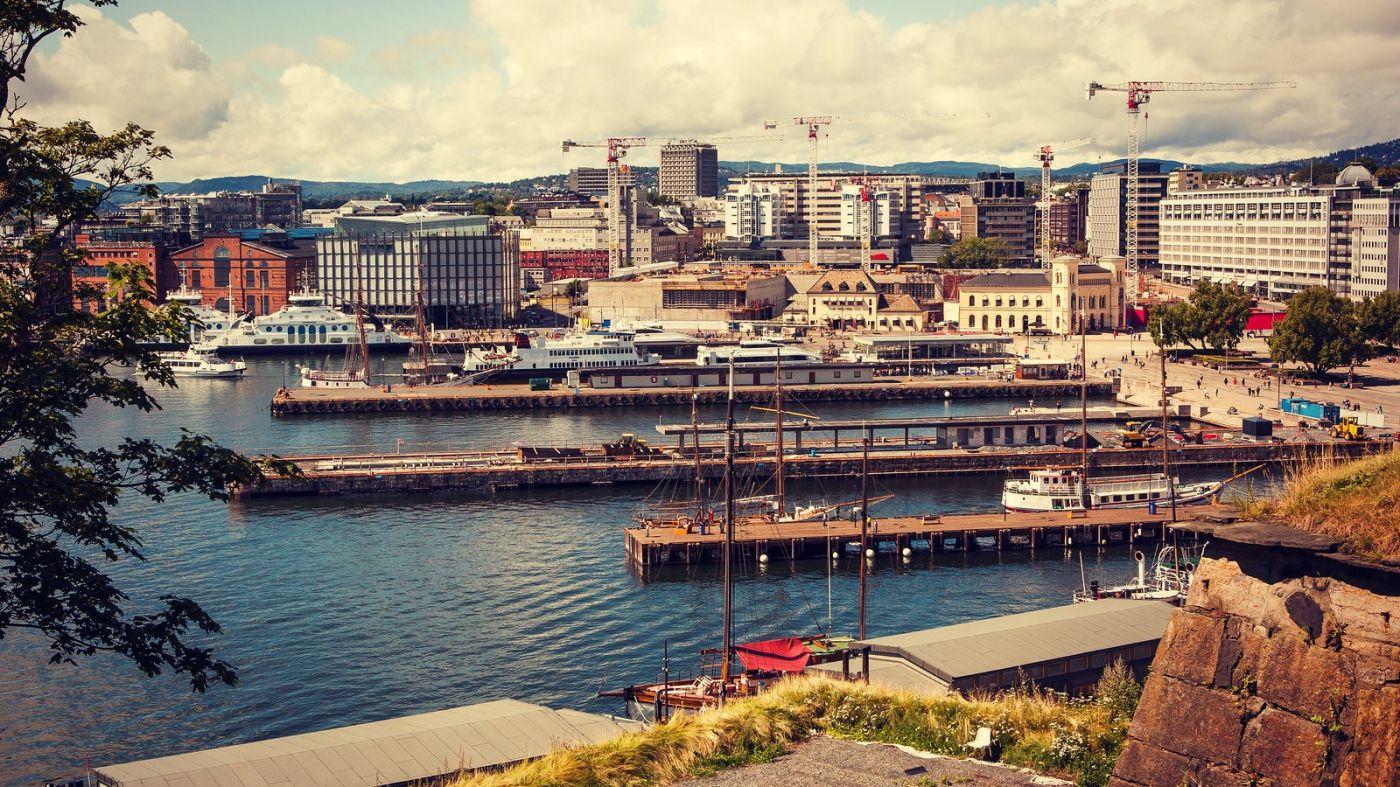 挪威奥塞罗,旧城新港一览无余_图1-39
