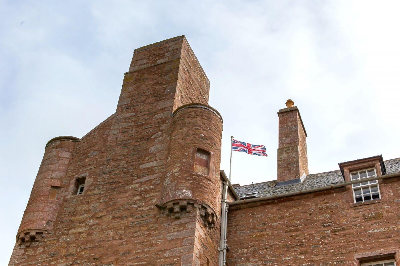 苏格兰梅城堡(Castle of Mey),五百年历史_图1-39
