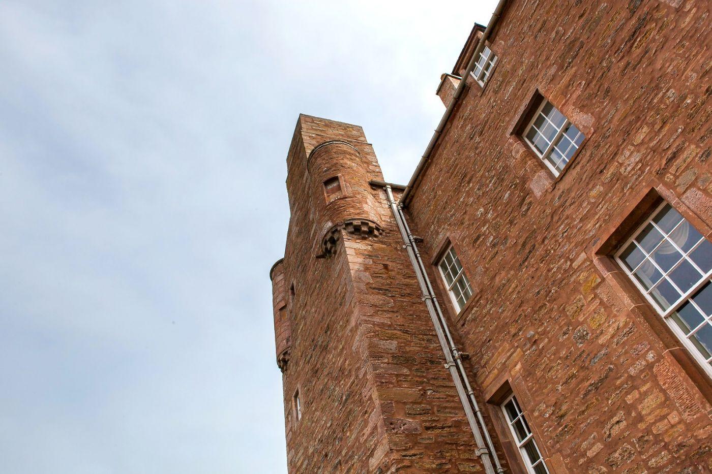 苏格兰梅城堡(Castle of Mey),五百年历史_图1-37