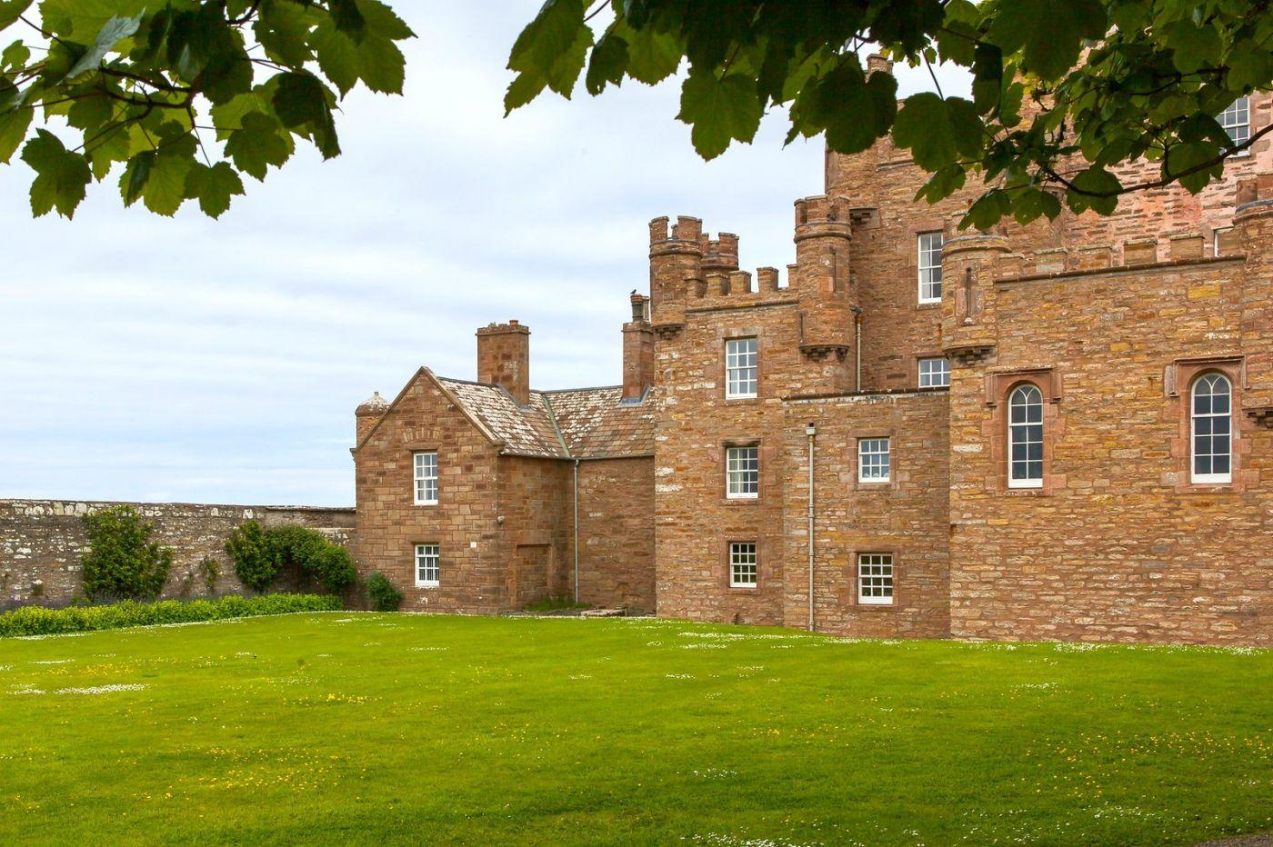 苏格兰梅城堡(Castle of Mey),五百年历史_图1-40