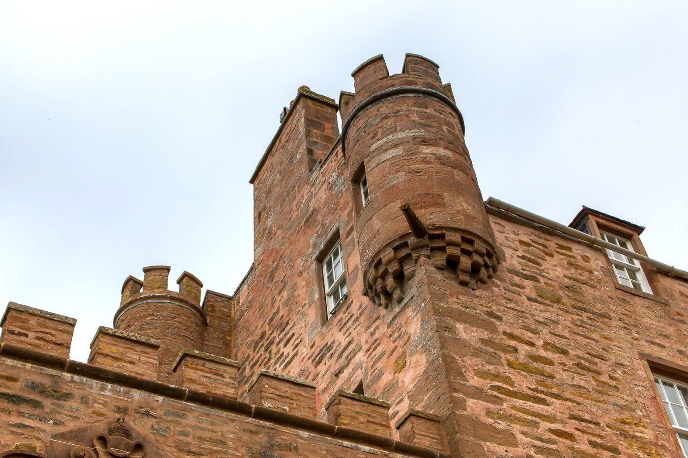 苏格兰梅城堡(Castle of Mey),五百年历史_图1-36