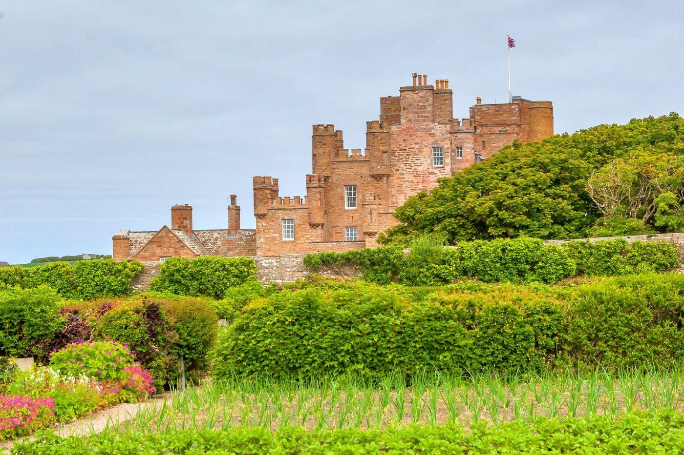 苏格兰梅城堡(Castle of Mey),五百年历史_图1-33