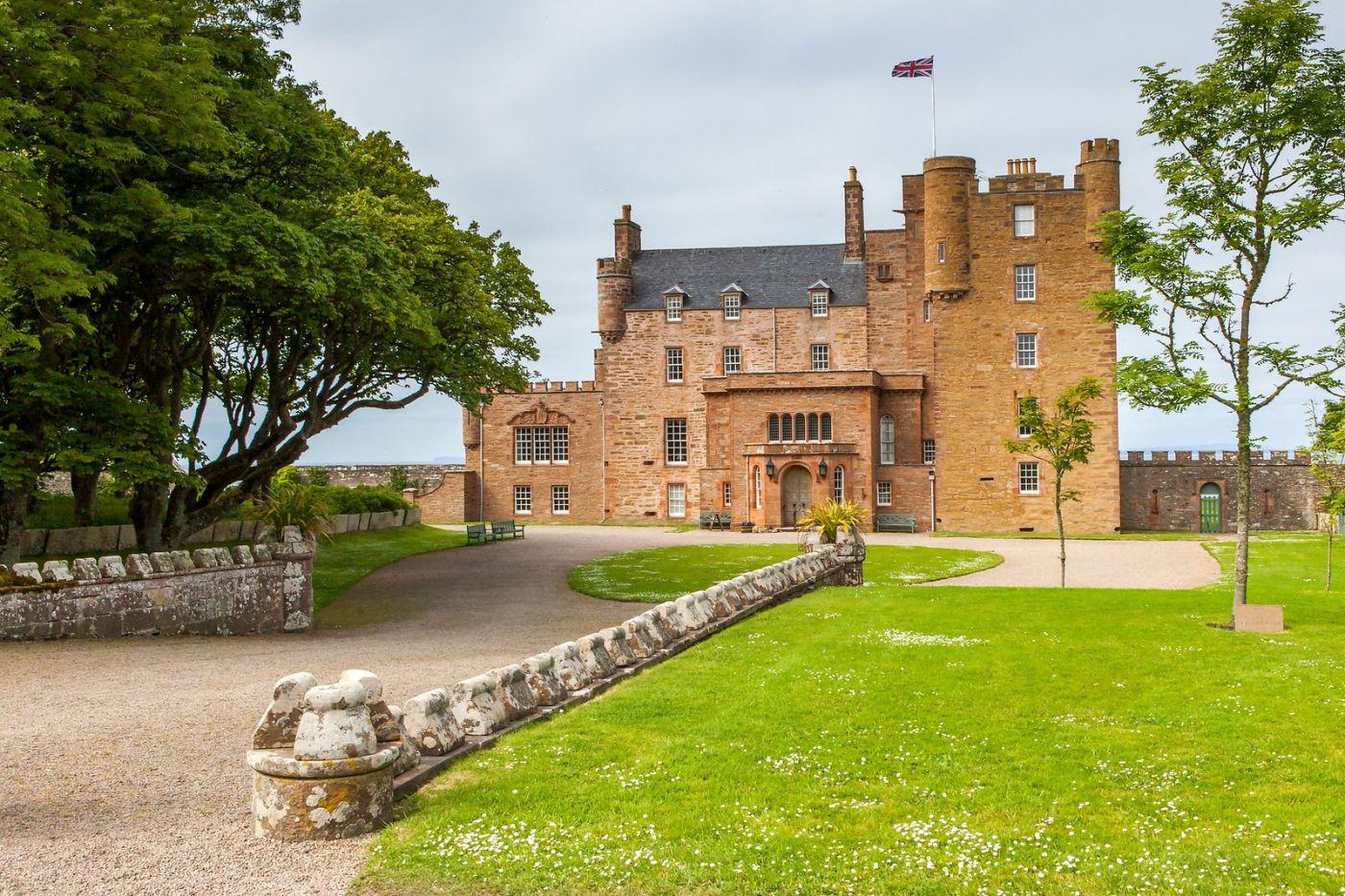 苏格兰梅城堡(Castle of Mey),五百年历史_图1-29