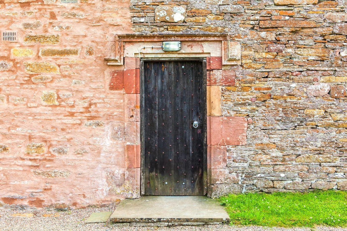 苏格兰梅城堡(Castle of Mey),五百年历史_图1-31