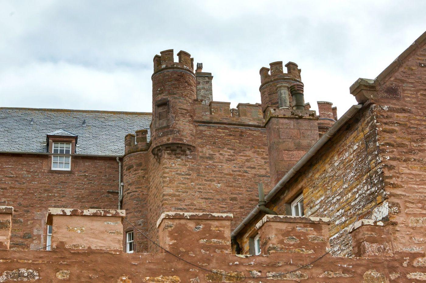 苏格兰梅城堡(Castle of Mey),五百年历史_图1-32