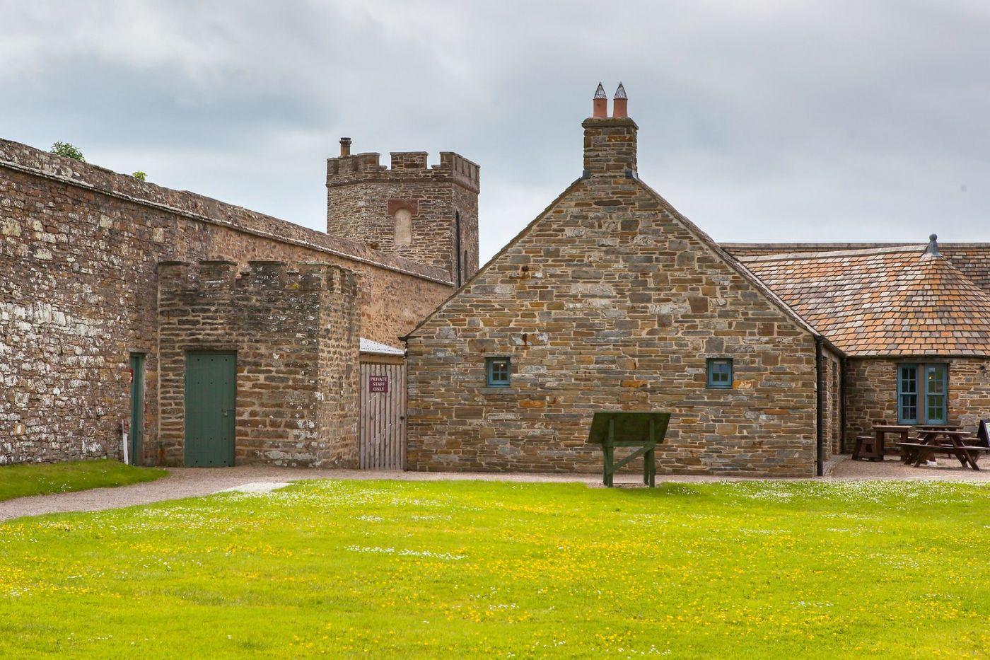 苏格兰梅城堡(Castle of Mey),五百年历史_图1-28