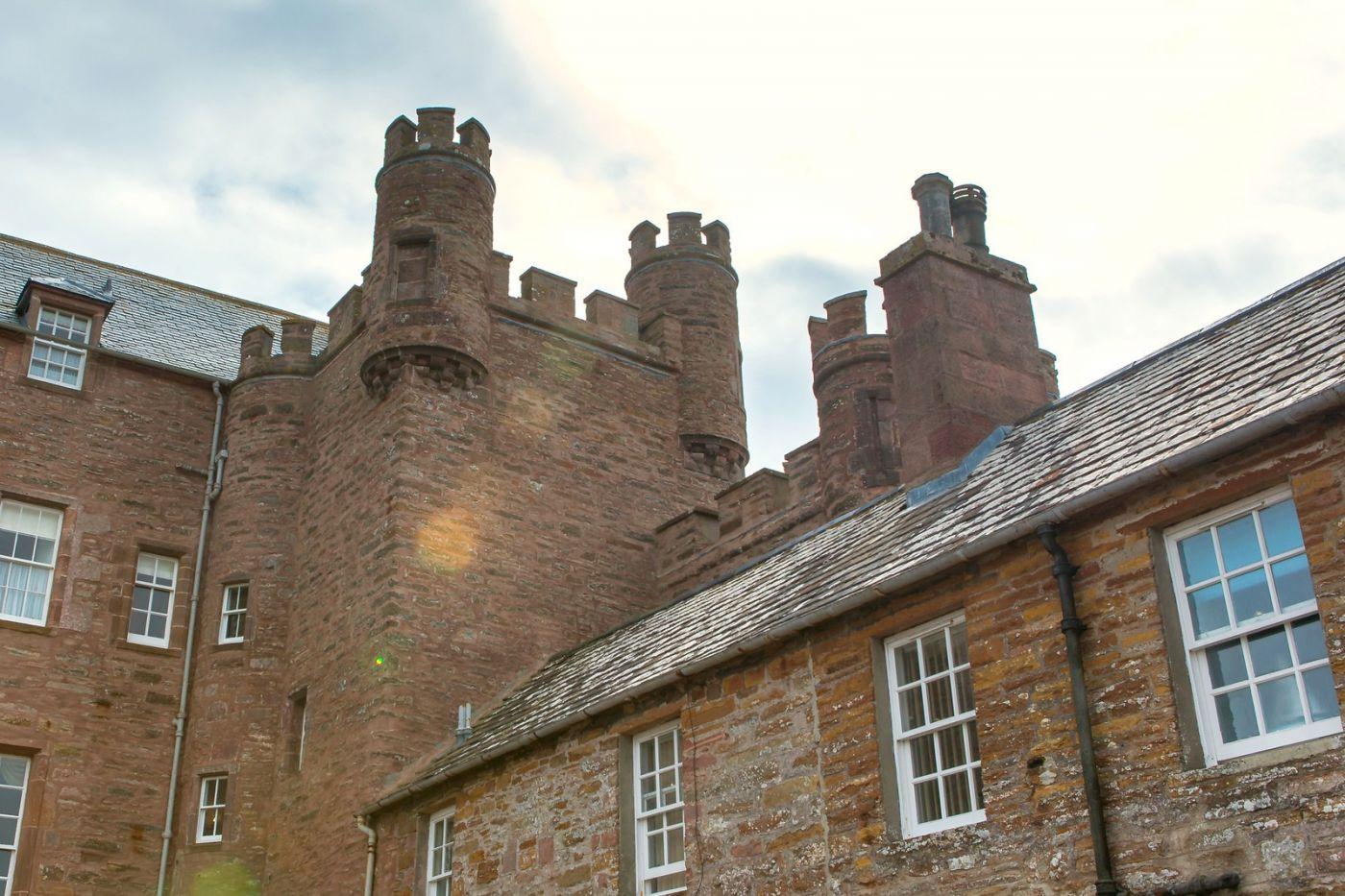 苏格兰梅城堡(Castle of Mey),五百年历史_图1-27