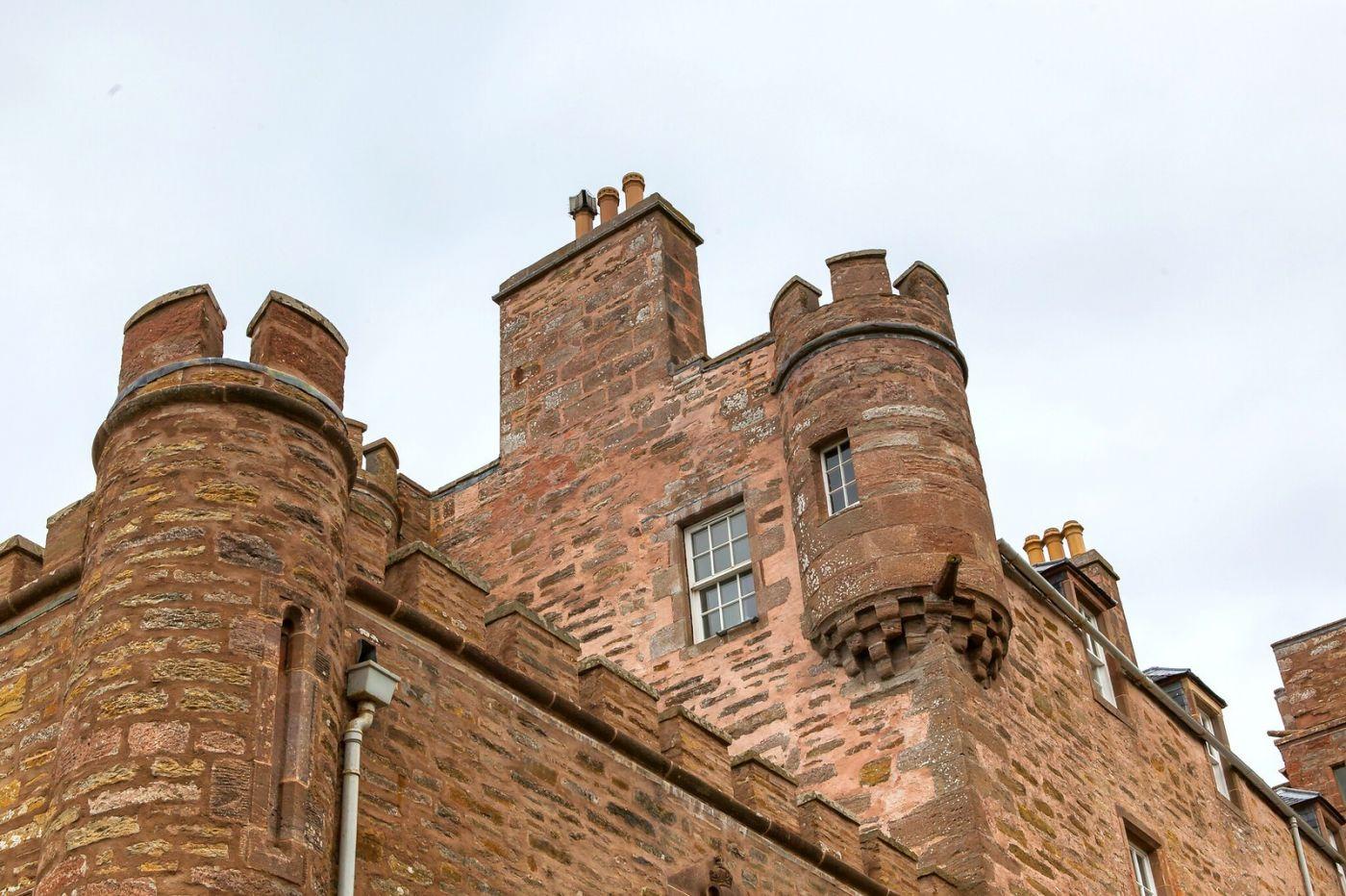 苏格兰梅城堡(Castle of Mey),五百年历史_图1-21