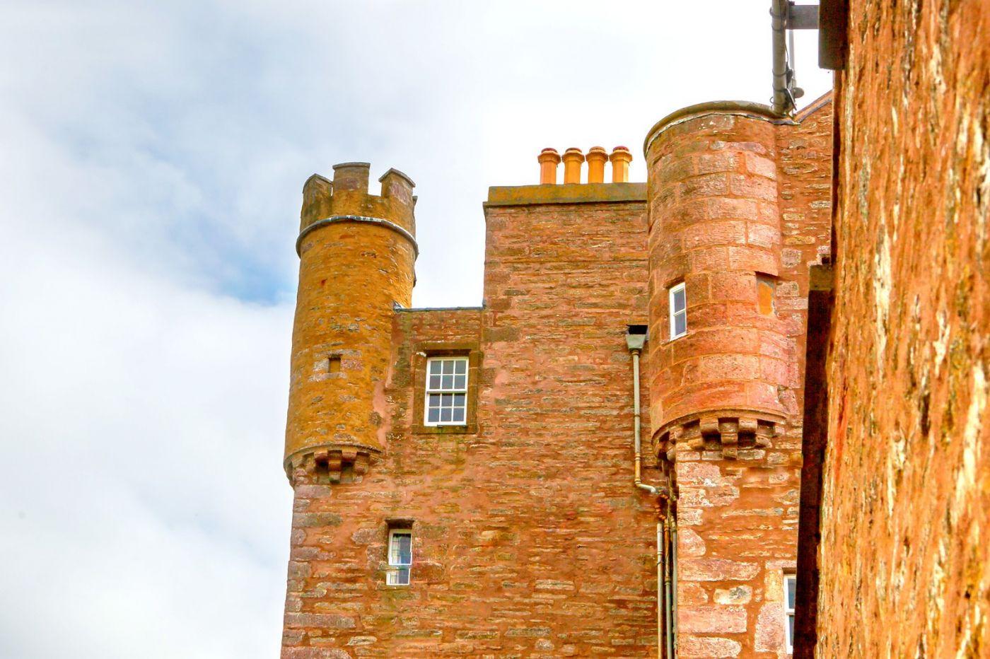 苏格兰梅城堡(Castle of Mey),五百年历史_图1-23