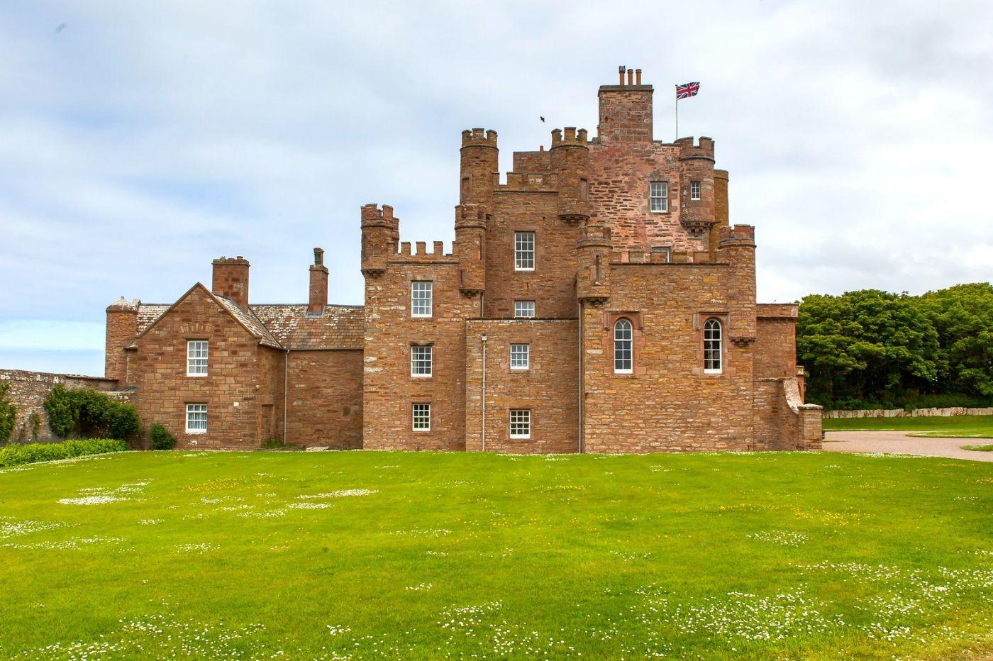 苏格兰梅城堡(Castle of Mey),五百年历史_图1-24