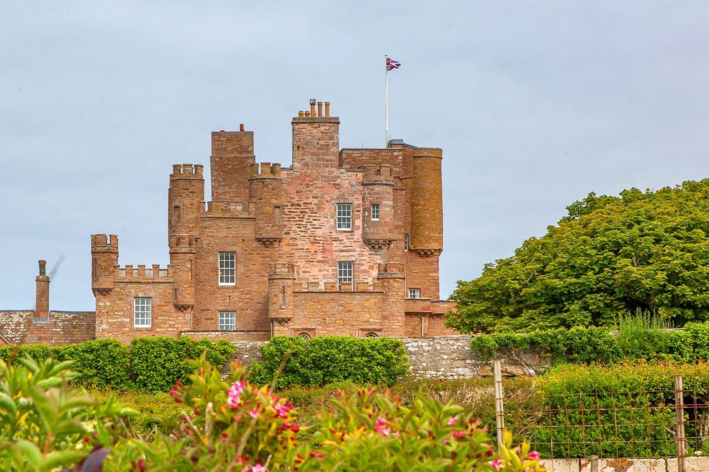 苏格兰梅城堡(Castle of Mey),五百年历史_图1-18