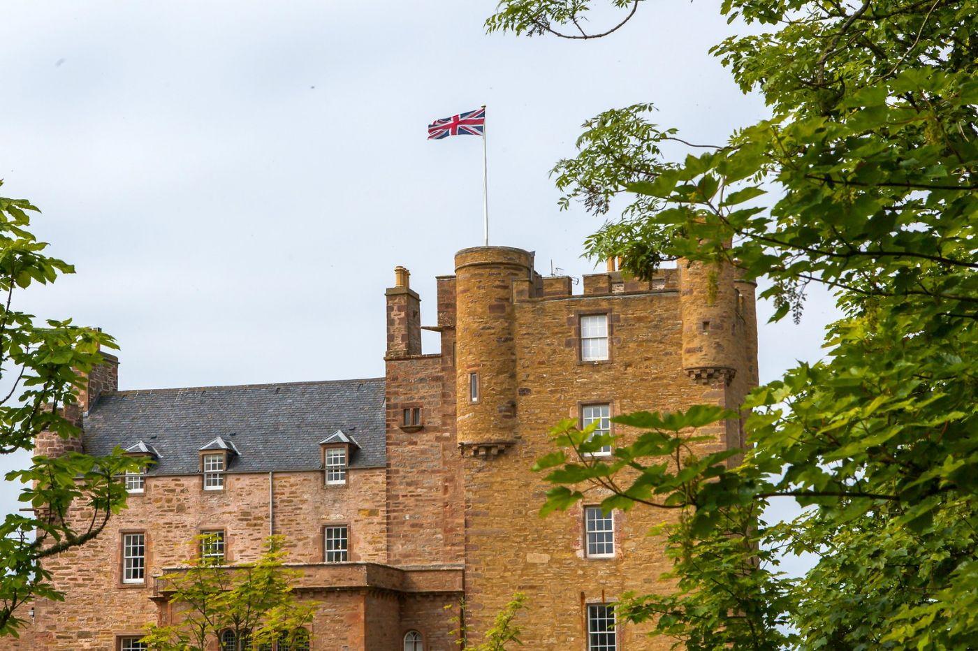 苏格兰梅城堡(Castle of Mey),五百年历史_图1-19