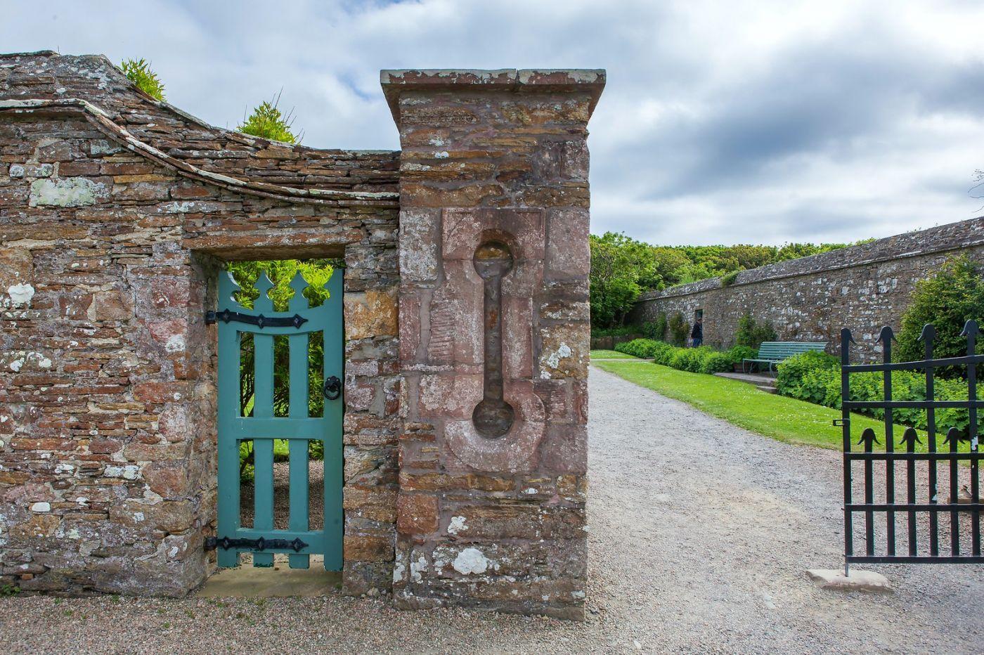 苏格兰梅城堡(Castle of Mey),五百年历史_图1-14