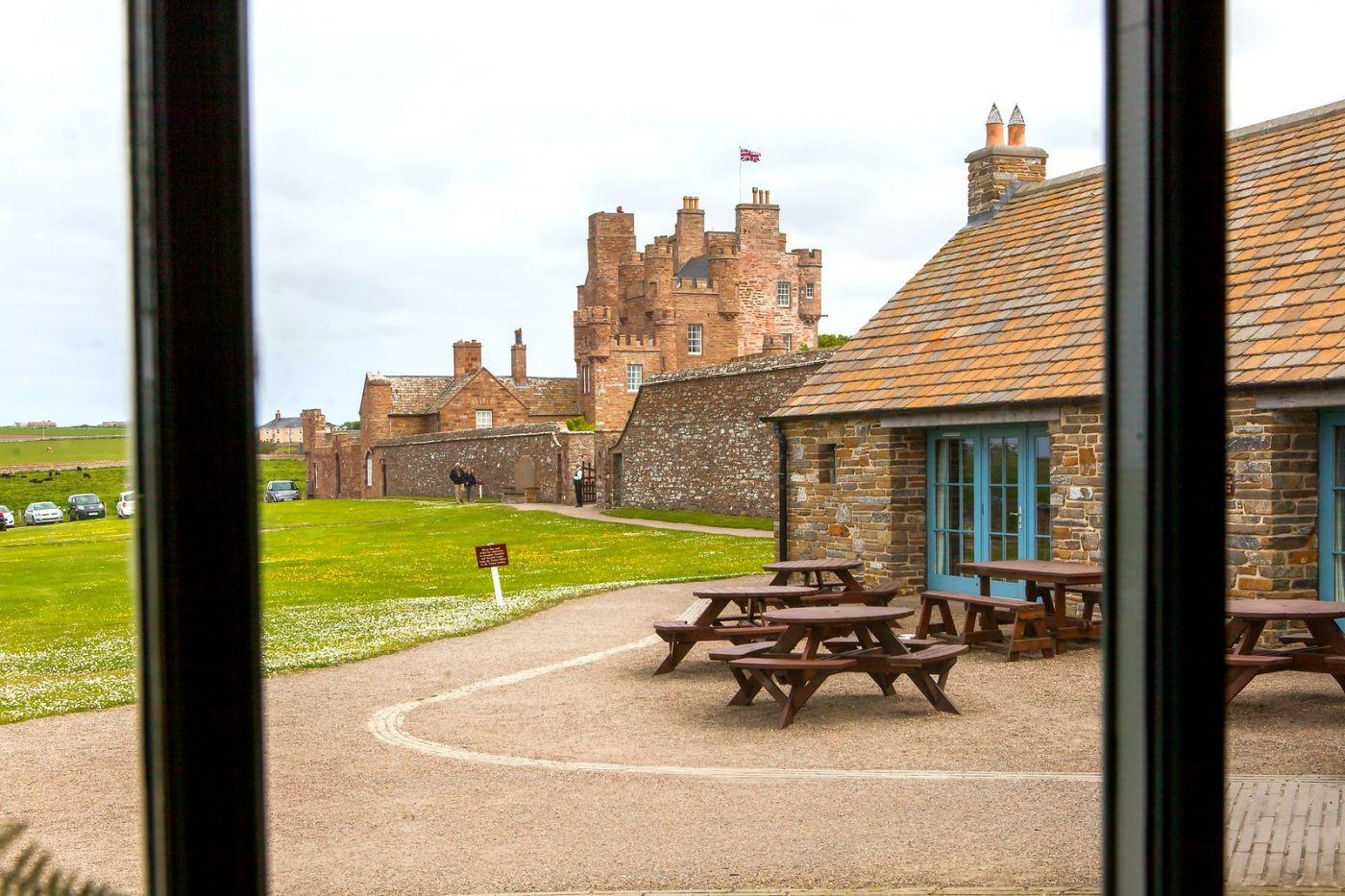 苏格兰梅城堡(Castle of Mey),五百年历史_图1-15