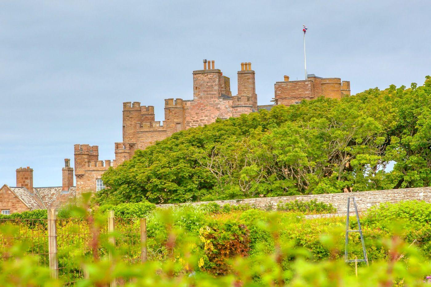 苏格兰梅城堡(Castle of Mey),五百年历史_图1-5