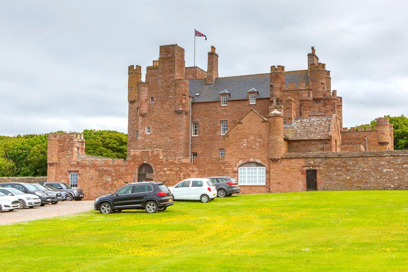 苏格兰梅城堡(Castle of Mey),五百年历史_图1-7