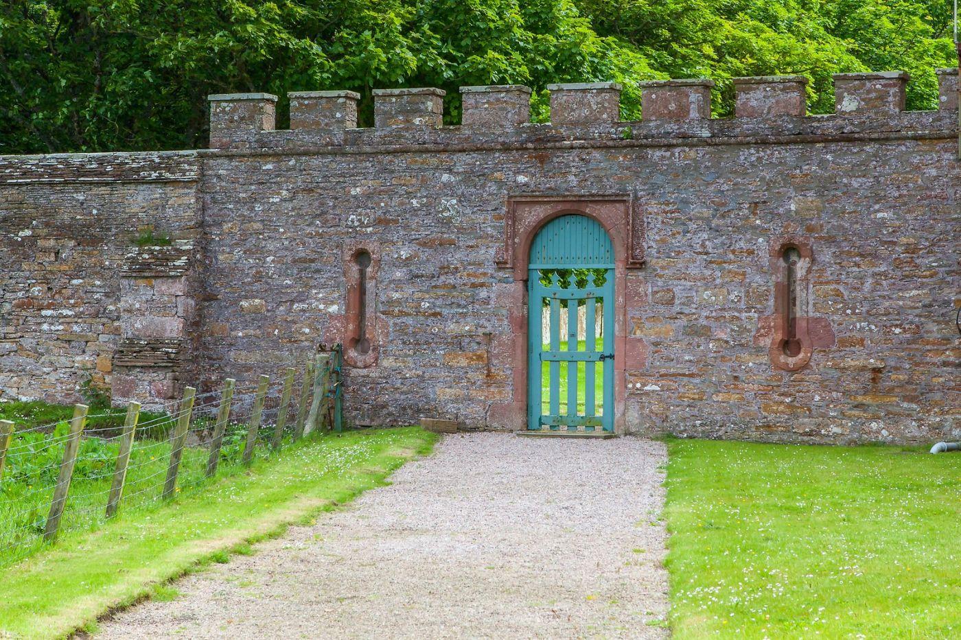 苏格兰梅城堡(Castle of Mey),五百年历史_图1-8