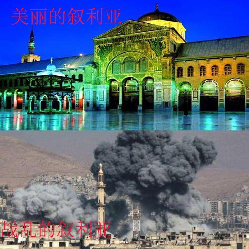 叙利亚内乱起因分析_图1-1