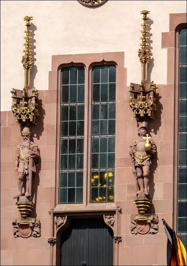法兰克福的旧城区_图1-3