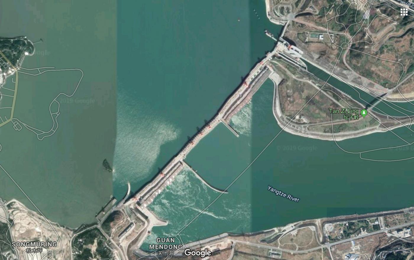 """""""三峡大坝""""出现变形?会不会崩塌?_图1-2"""