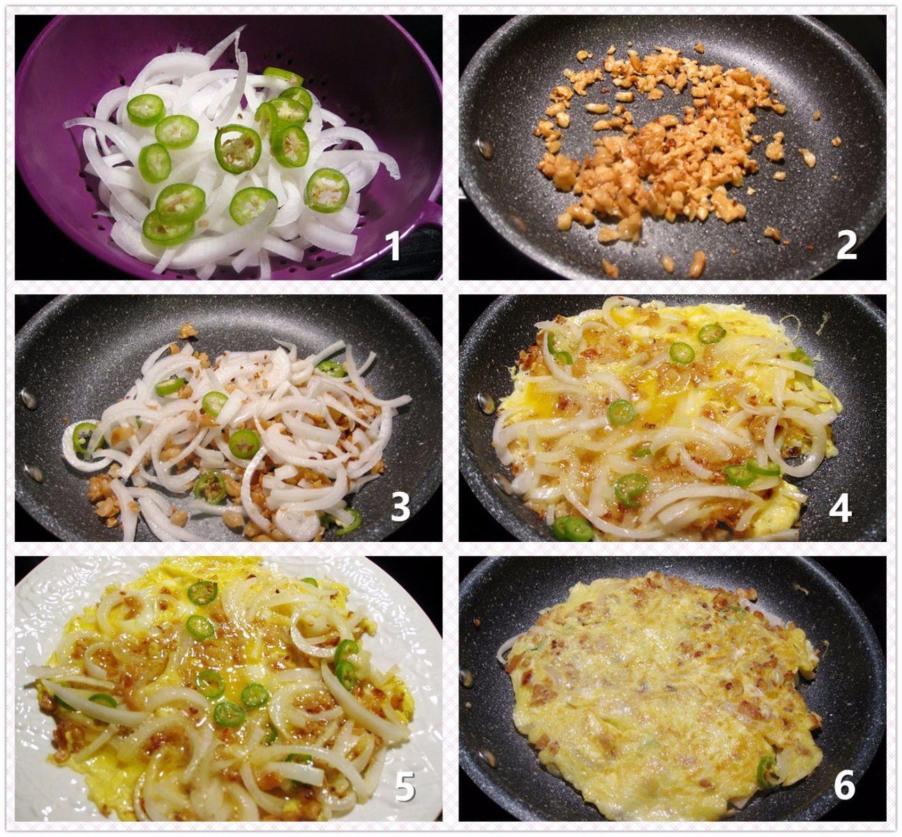 洋葱菜脯炒蛋_图1-2