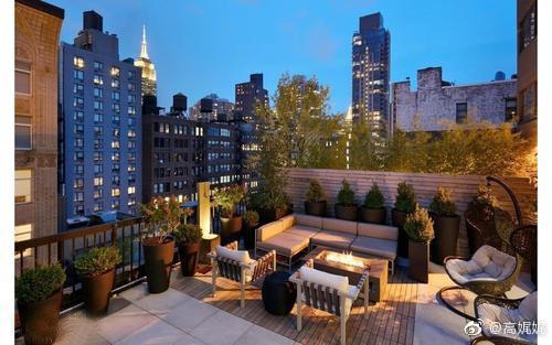 高娓娓:纽约土豪1100万买下隔壁天空,只为坐在家里看帝国大厦 ..._图1-1