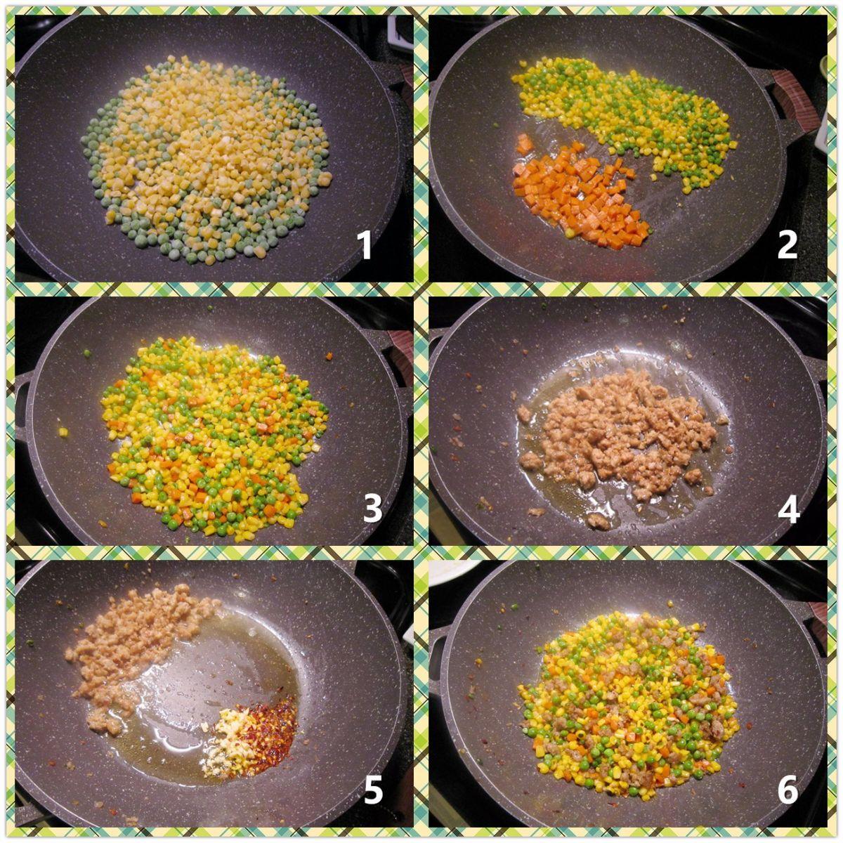 肉末蔬菜粒_图1-2