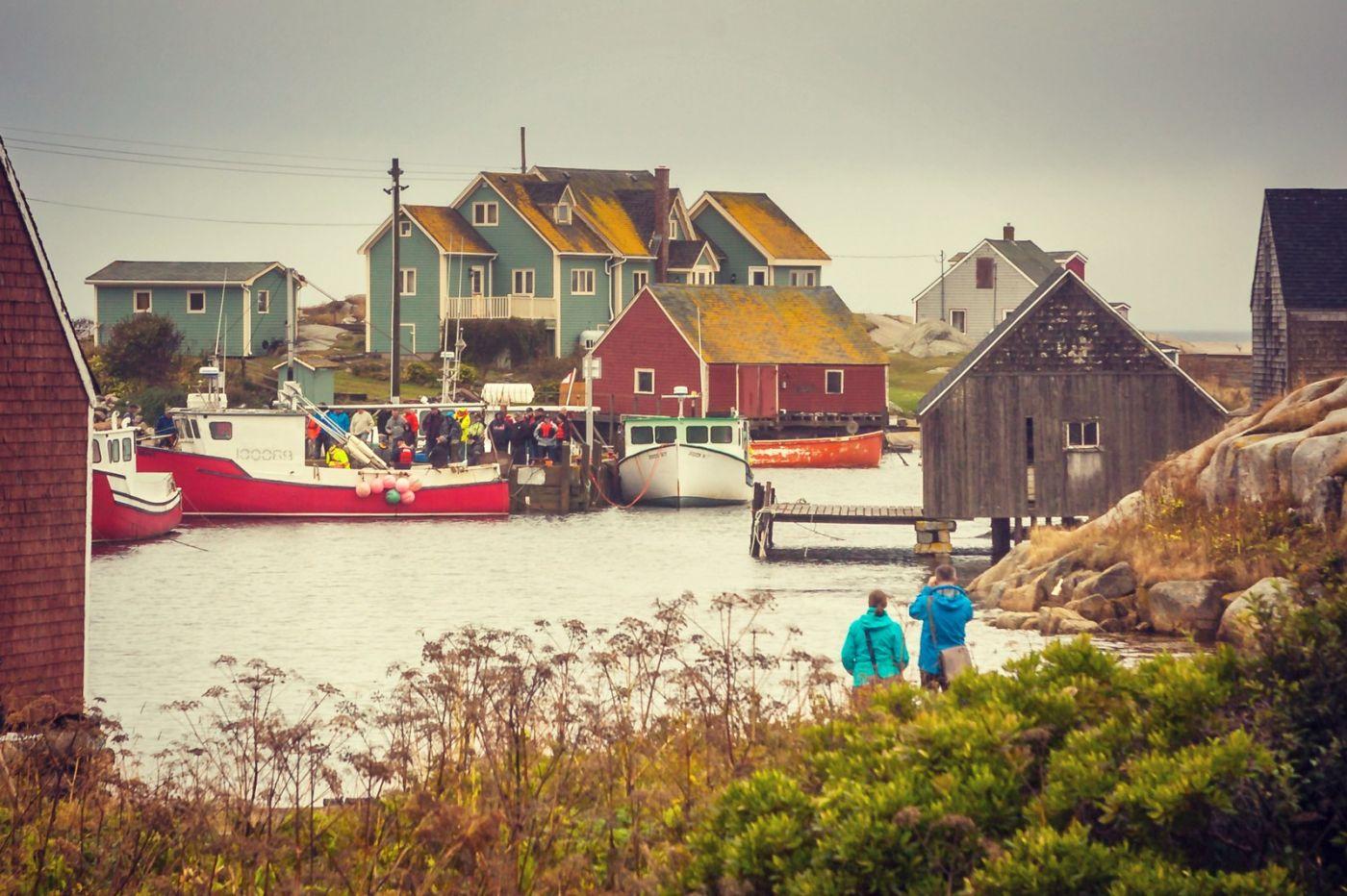 加拿大佩吉海湾(Peggy\'s Cove),小渔村的所见所闻_图1-38