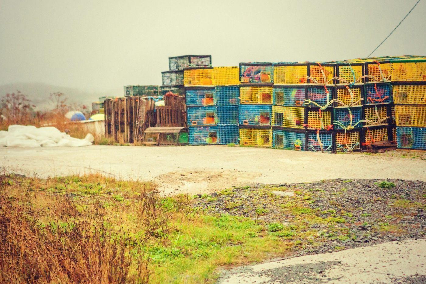 加拿大佩吉海湾(Peggy\'s Cove),小渔村的所见所闻_图1-37