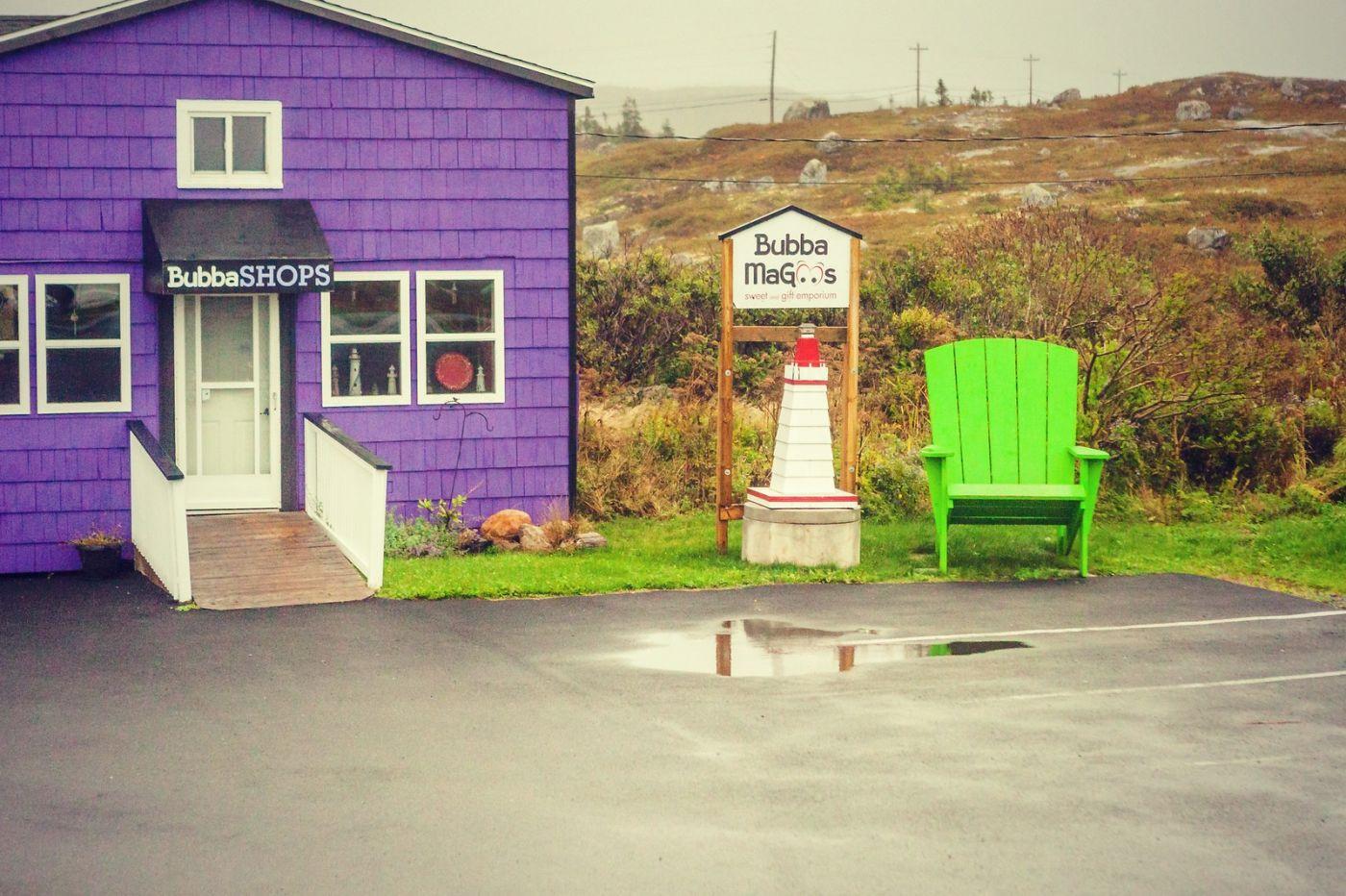 加拿大佩吉海湾(Peggy\'s Cove),小渔村的所见所闻_图1-36