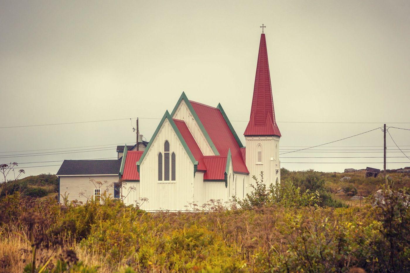 加拿大佩吉海湾(Peggy\'s Cove),小渔村的所见所闻_图1-40