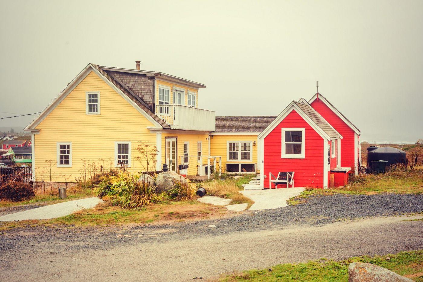加拿大佩吉海湾(Peggy\'s Cove),小渔村的所见所闻_图1-34