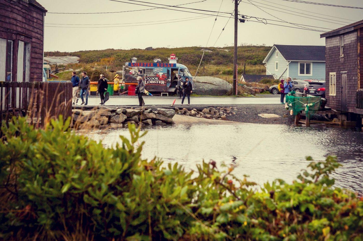 加拿大佩吉海湾(Peggy\'s Cove),小渔村的所见所闻_图1-33