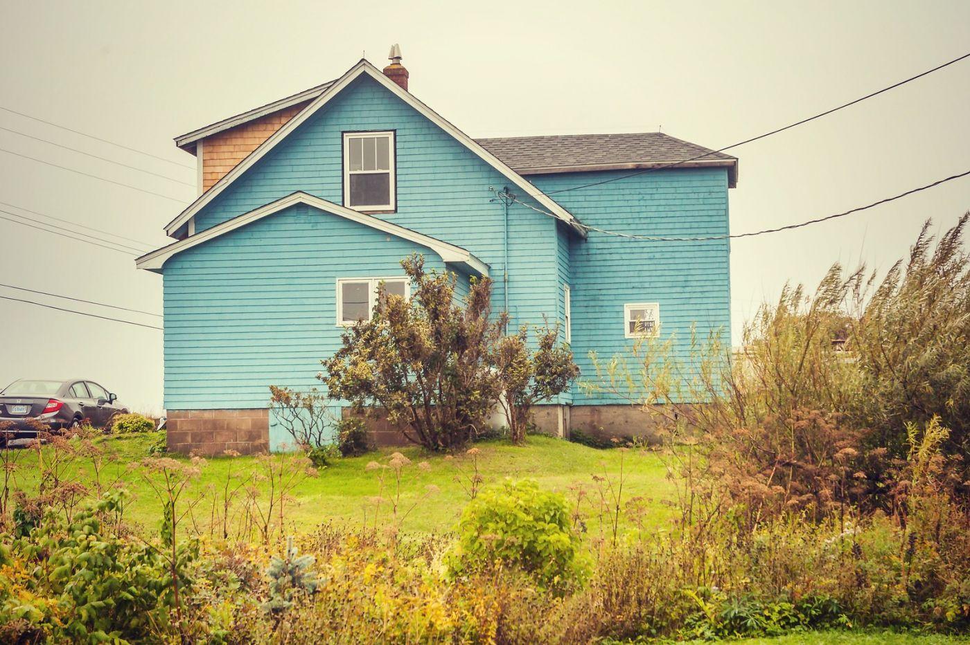 加拿大佩吉海湾(Peggy\'s Cove),小渔村的所见所闻_图1-31