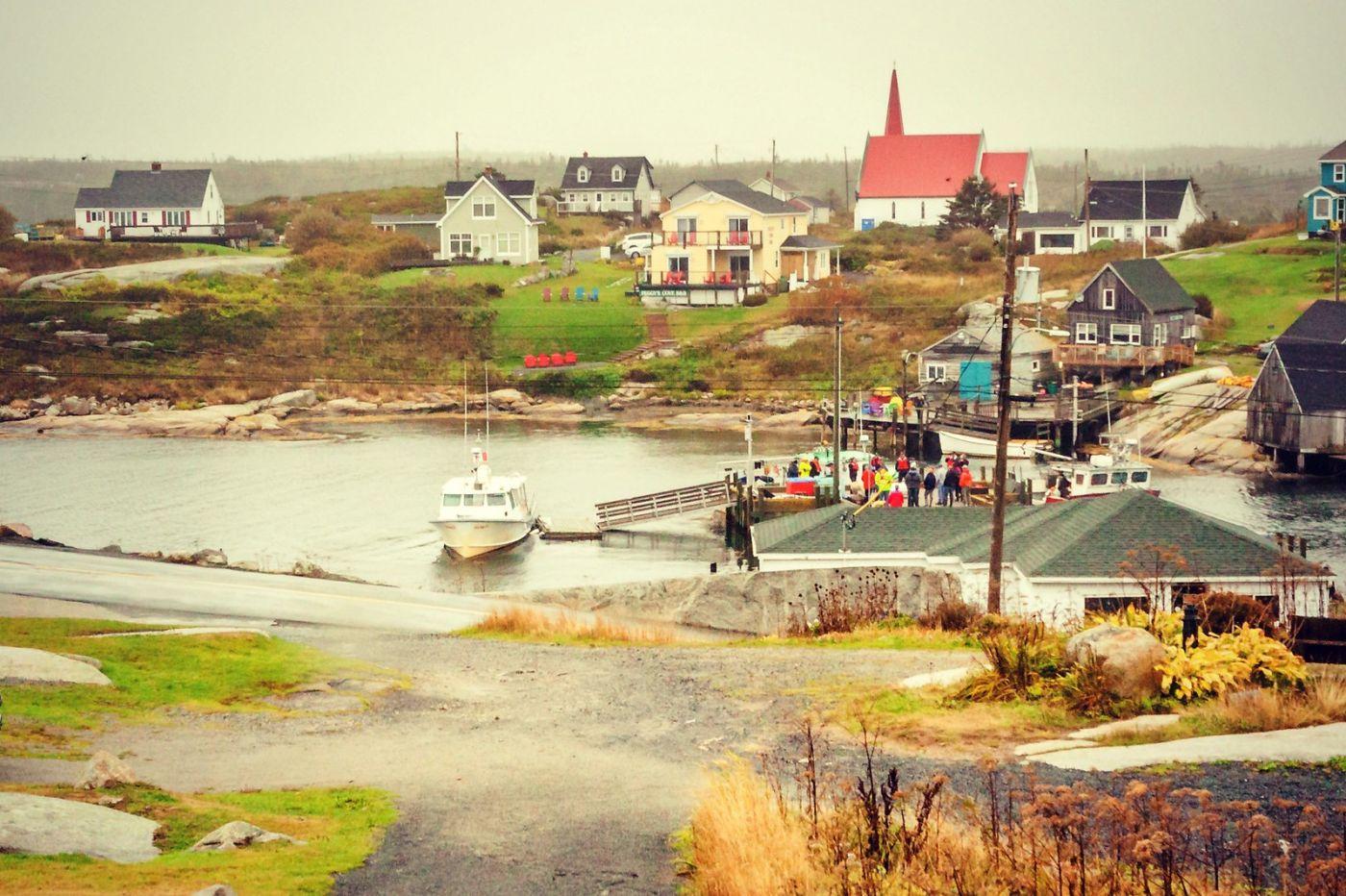 加拿大佩吉海湾(Peggy\'s Cove),小渔村的所见所闻_图1-32